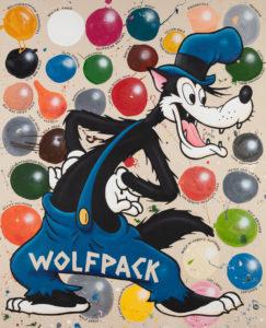 Wolf Pack - Riiko Sakkinen