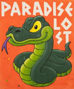Paradise Lost - Riiko Sakkinen