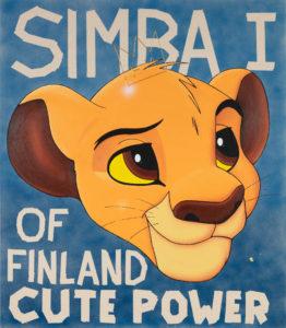 Simba I of Finland - Riiko Sakkinen