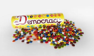 Democracy - Riiko Sakkinen