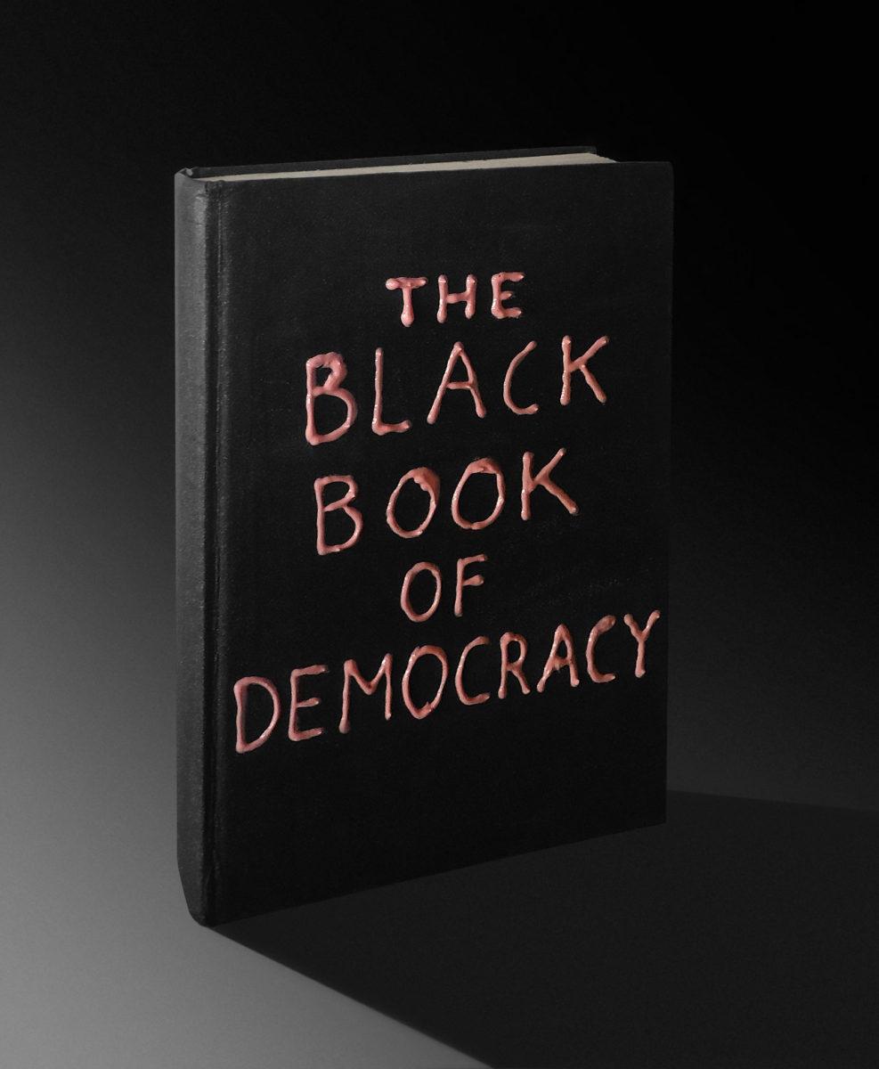 The Black Book of Democracy - Riiko Sakkinen