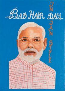 Bad Hair Day Indian Style - Riiko Sakkinen