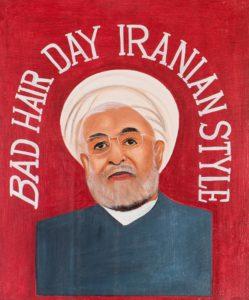 Bad Hair Day Iranian Style - Riiko Sakkinen