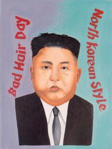 Bad Hair Day North Korean Style - Riiko Sakkinen