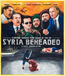 Syria Beheaded - Riiko Sakkinen
