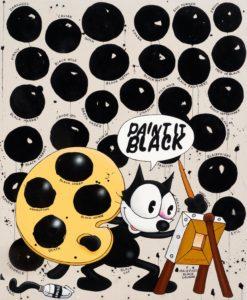 Paint It Black - Riiko Sakkinen