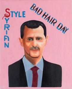 Bad Hair Day Syrian Style - Riiko Sakkinen