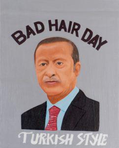 Bad Hair Day Turkish Style - Riiko Sakkinen