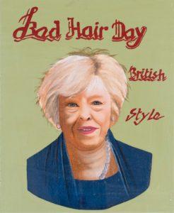 Bad Hair Day British Style - Riiko Sakkinen