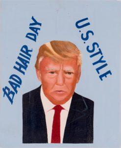 Bad Hair Day U.S. Style - Riiko Sakkinen