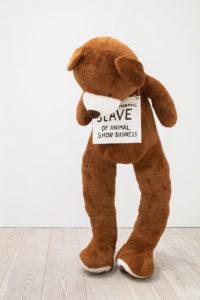 Anthropomorphic Slave of Animal Show Business - Riiko Sakkinen