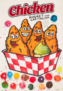 Chicken Nugget Capitalism - Riiko Sakkinen