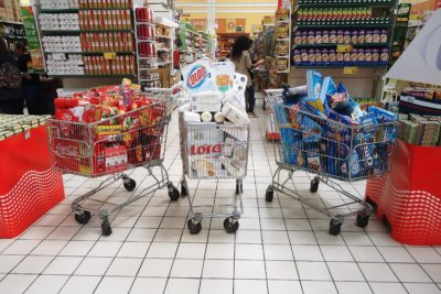 Tricolor Shopping - Riiko Sakkinen