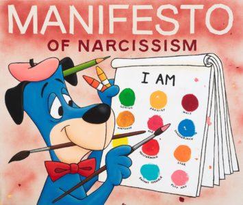 Manifesto of Narcissism - Riiko Sakkinen