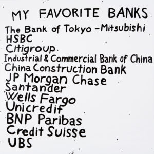 My Favorite Banks - Riiko Sakkinen