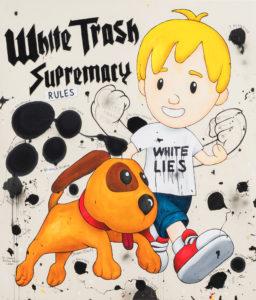 White Trash Supremacy - Riiko Sakkinen