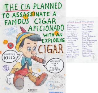 Cigar Aficionados - Riiko Sakkinen