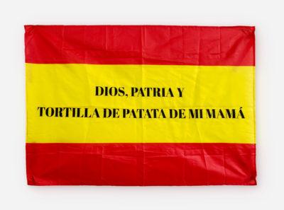 God, Fatherland and My Mum's Spanish Omelette - Riiko Sakkinen