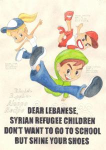 Dear Lebanese - Riiko Sakkinen