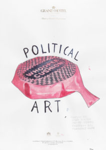 Political Art (Whoopee Cushion) - Riiko Sakkinen