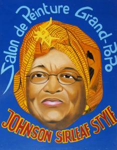 Johnson Sirleaf Style - Riiko Sakkinen