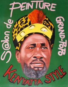 Kenyatta Style - Riiko Sakkinen