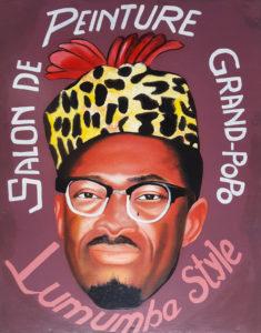 Lumumba Style - Riiko Sakkinen