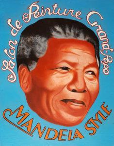 Mandela Style - Riiko Sakkinen